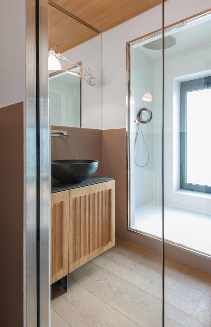 Scrigno S.p.A. Unipersonale Minimalistische Badezimmer