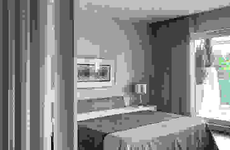 Master Bedroom Modern Bedroom by INAIN Interior Design Modern