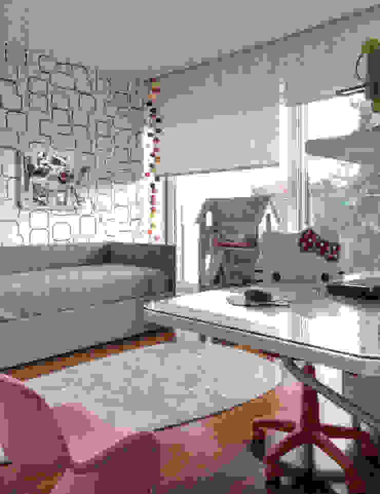 Children Room Modern Bedroom by INAIN Interior Design Modern