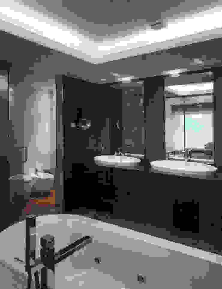 Master bathroom Modern Bathroom by INAIN Interior Design Modern