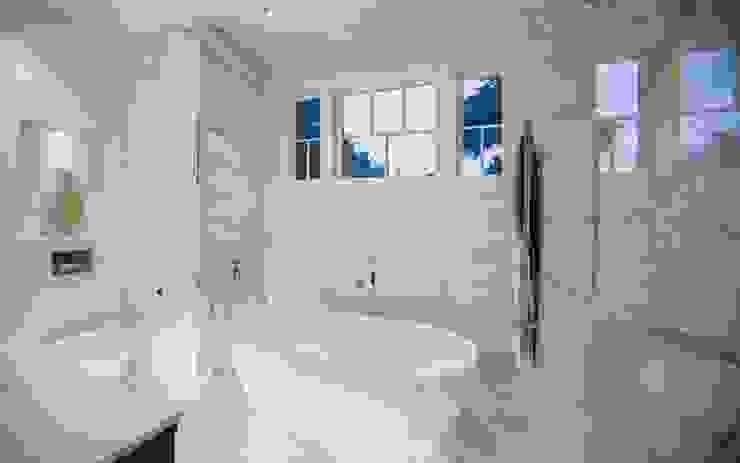 Phòng tắm theo Studio K Design, Hiện đại