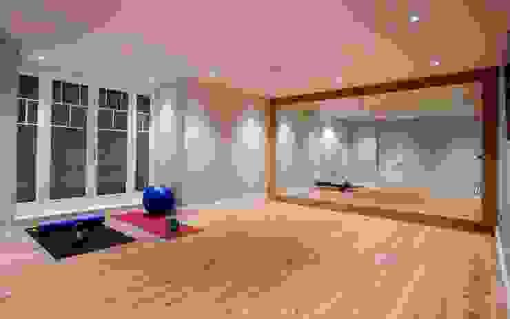 Barnes: Gym:  Gym by Studio K Design,