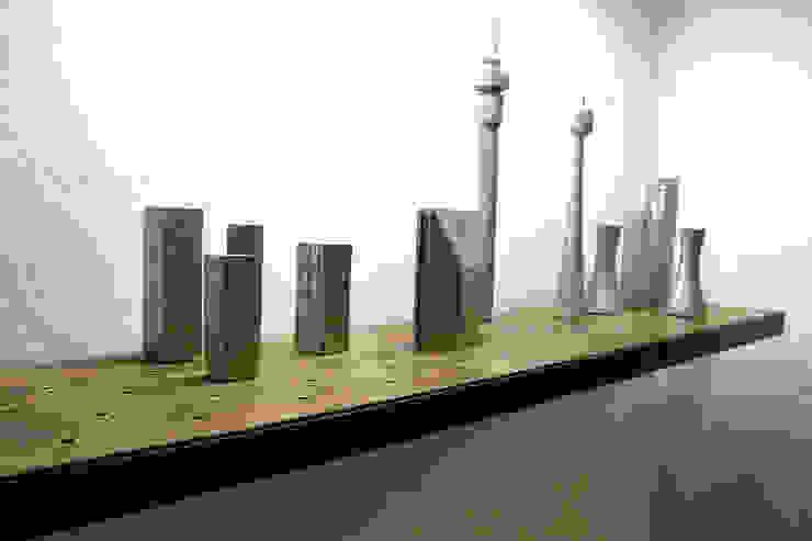 Parquet Jozi shelf: modern  by Egg Designs CC, Modern Wood Wood effect