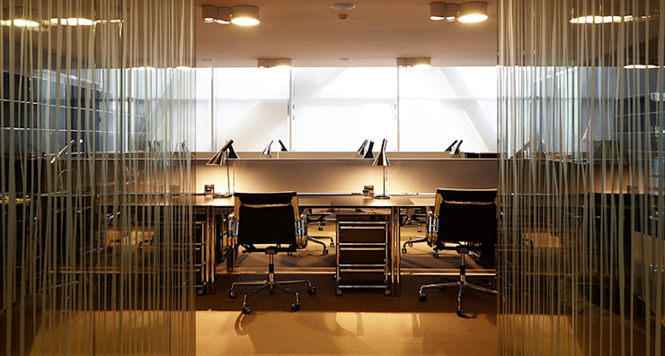 Office Area by INAIN Interior Design Modern