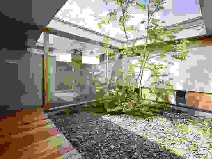 Jardin moderne par 藤原・室 建築設計事務所 Moderne