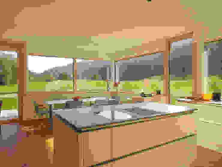 Кухни в . Автор – illichmann-architecture,