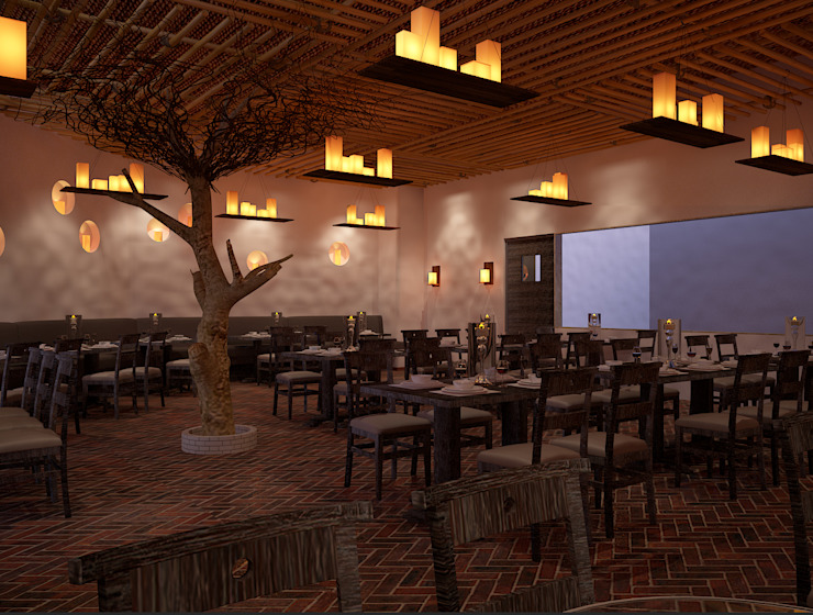 HOSPITALITY & COMMERCIAL: modern  by CTDC,Modern