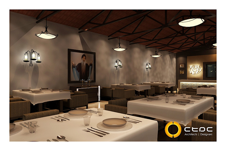 HOSPITALITY & COMMERCIAL by CTDC Modern