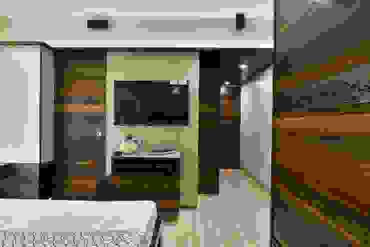 RESIDENCE CHATURVEDI Modern hotels by CTDC Modern