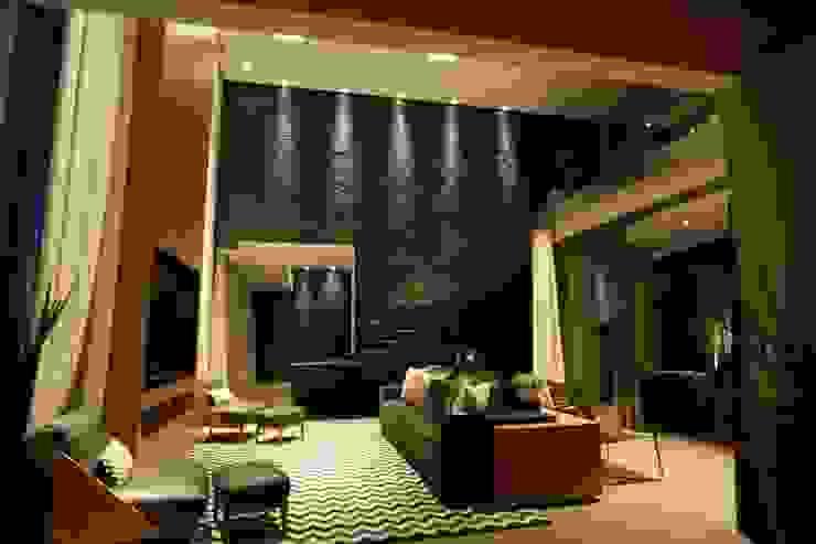 Modern living room by Pavesi Arquitetura Modern