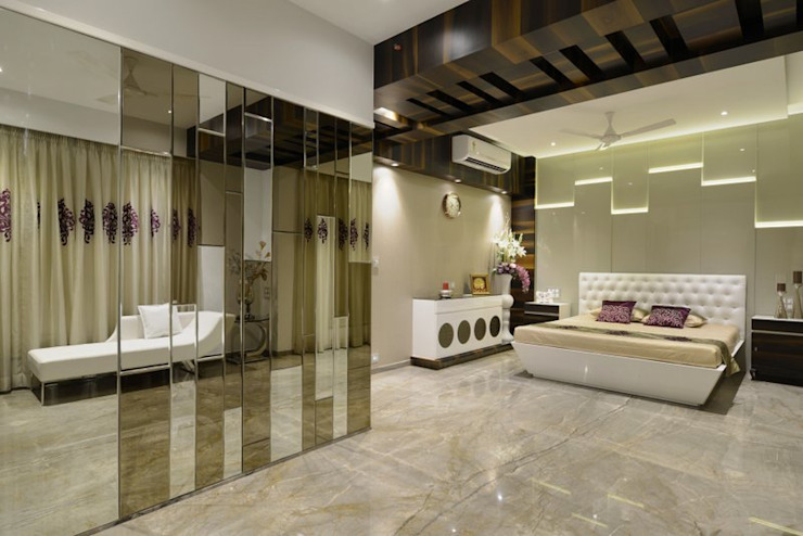 RESIDENCE JAISWAL Modern hotels by CTDC Modern