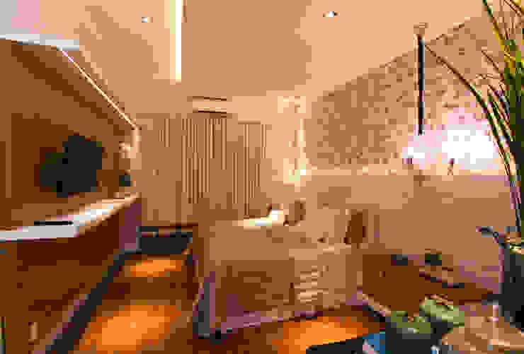 Modern Bedroom by Pavesi Arquitetura Modern