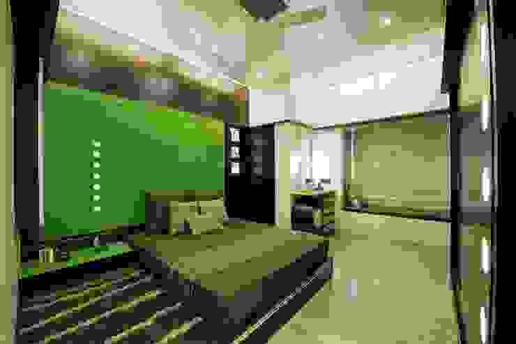 RESIDENCE LODHA Modern hotels by CTDC Modern