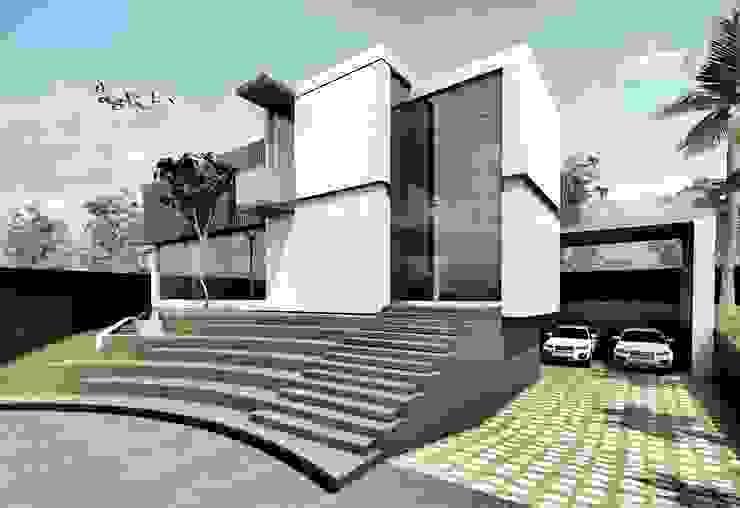 Fachada Principal de Elite Arquitectura y Asoc. SAS.