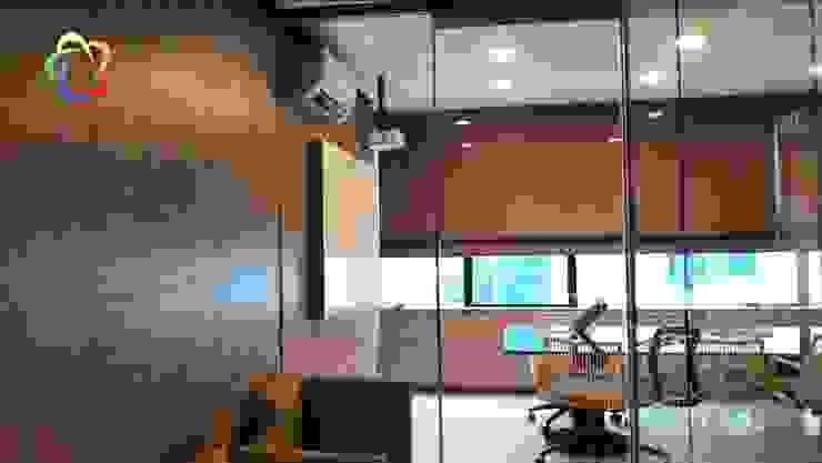 Smart Office System Kantor & Toko Gaya Eklektik Oleh PT. Multi Karya Servisindo Eklektik