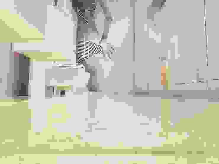 Grassi Pietre srl Moderne Wände & Böden