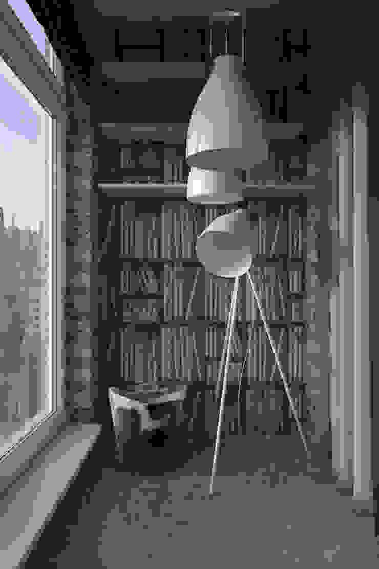 Minimalist study/office by AG design Minimalist