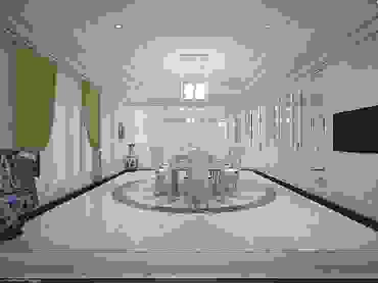 งานบ้านแถวมืองใม่ชลบุรี โดย KTC interior design