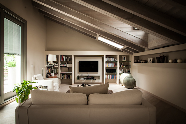 Orsini Architects Вітальня