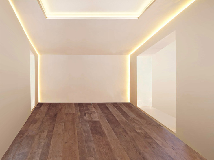 Comedores minimalistas de Arch. Francesco Antoniazza - Il bello della casa ..................... di una volta Minimalista