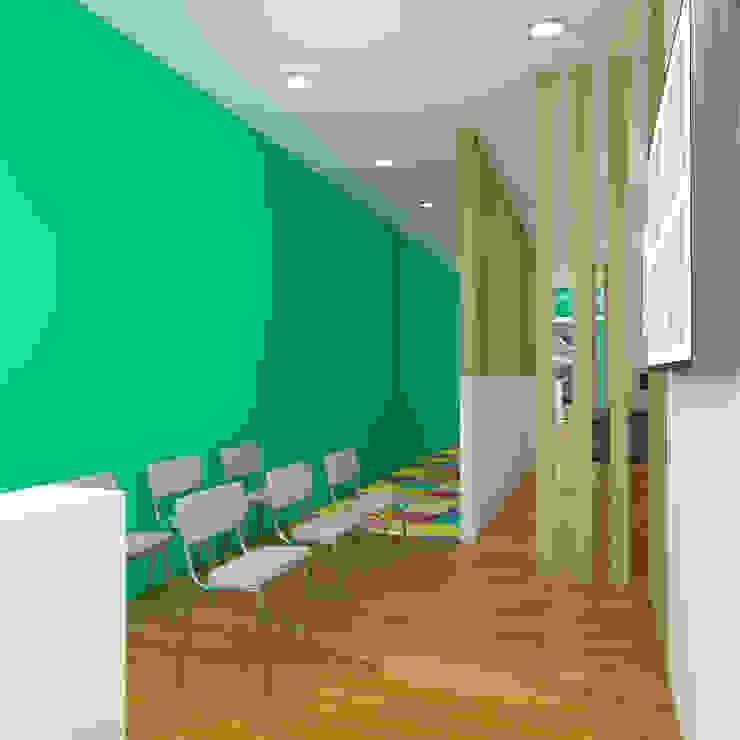 Interior Oleh AGRA Architecture