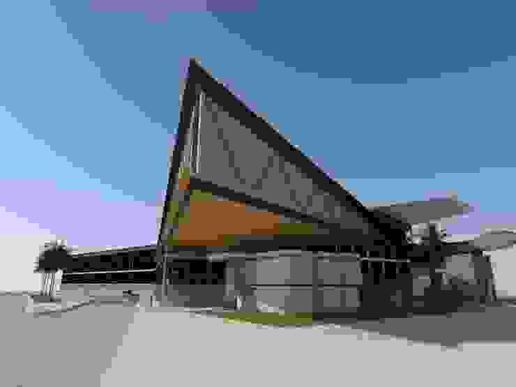 Terminal Aéreo Pucallpa, Perú (Propuesta) de BIMGR Moderno