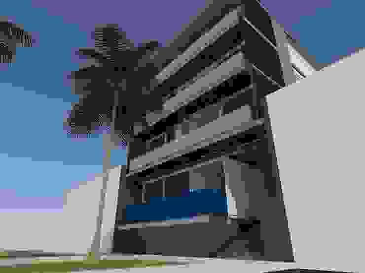 現代房屋設計點子、靈感 & 圖片 根據 MGR 現代風