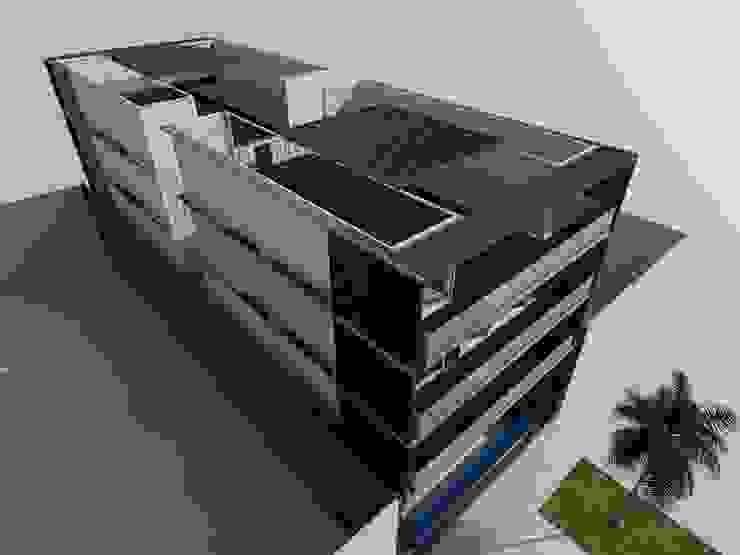 Case moderne di BIMGR Moderno