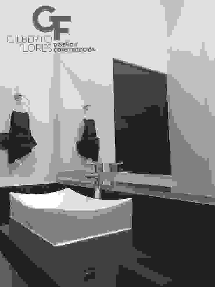 모던스타일 욕실 by GF ARQUITECTOS 모던