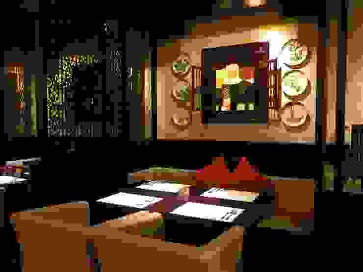 Personal Booth Gastronomi Gaya Asia Oleh FerryGunawanDesigns Asia