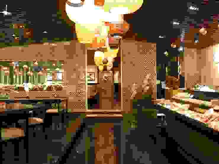 Entrance Area Gastronomi Gaya Asia Oleh FerryGunawanDesigns Asia
