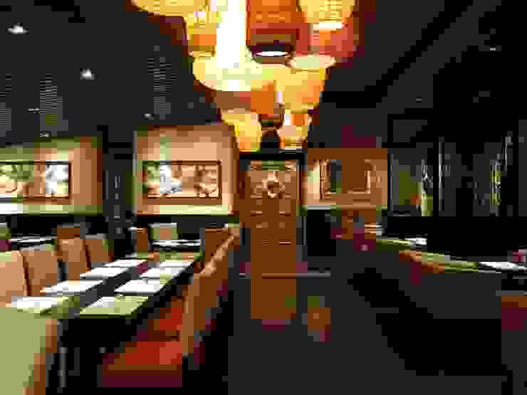 Roemah Rempah Gastronomi Gaya Asia Oleh FerryGunawanDesigns Asia