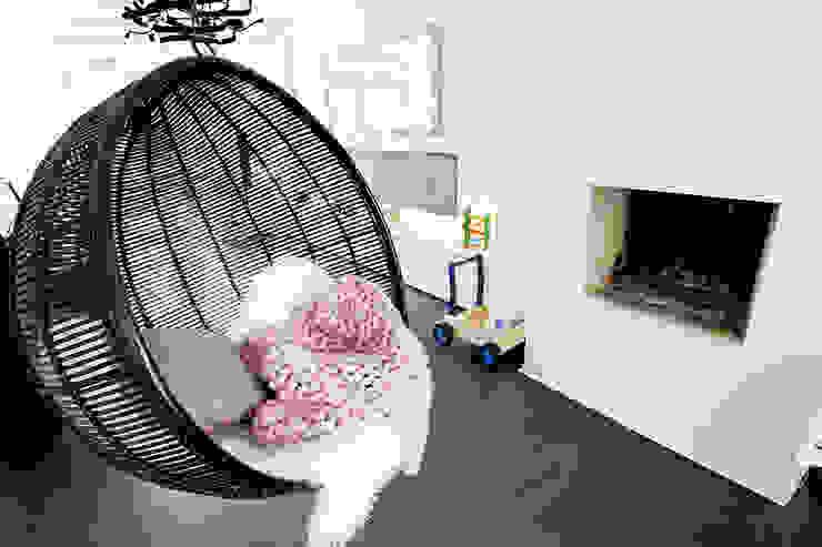Woon- en speelkamer Delft van Nya Interieurontwerp Scandinavisch