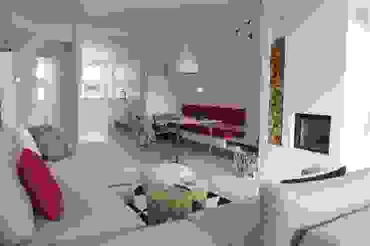 Woonhuis Rotterdam van Nya Interieurontwerp Scandinavisch