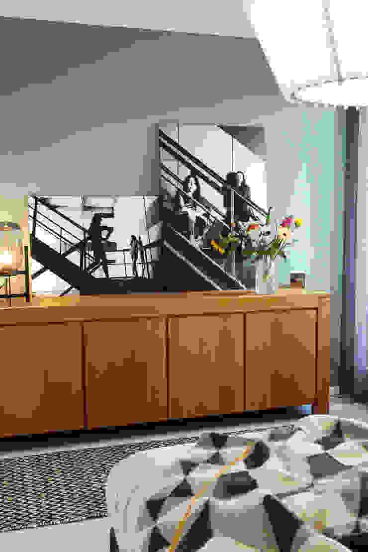 Zolderverdieping Delfgauw van Nya Interieurontwerp Scandinavisch