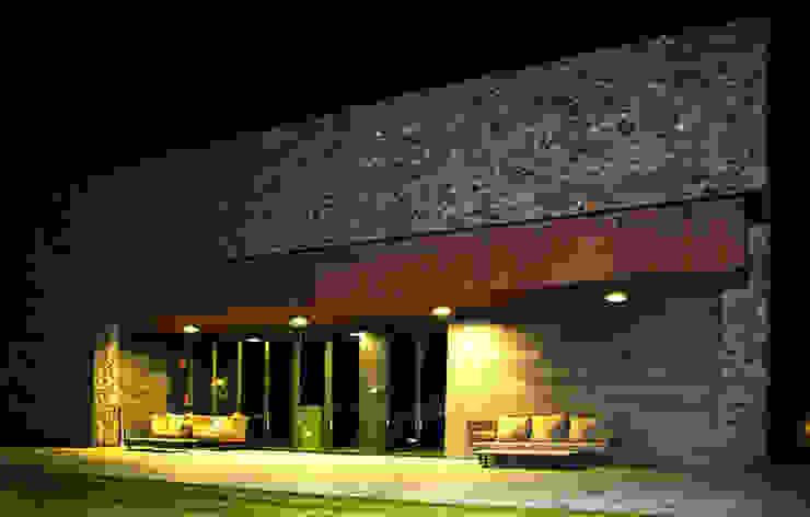 Maisons modernes par Rafael Hernáez Loza AITEC Proyectos Moderne
