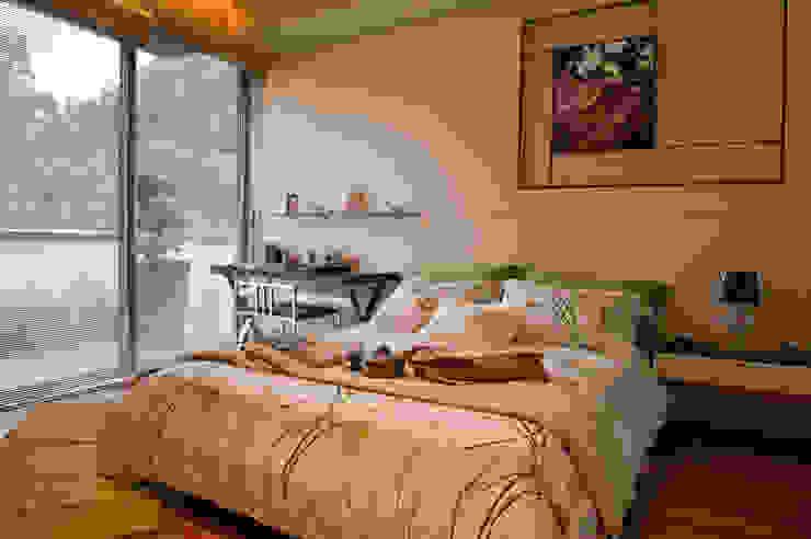 Bedroom Kamar Tidur Tropis Oleh E&U Tropis