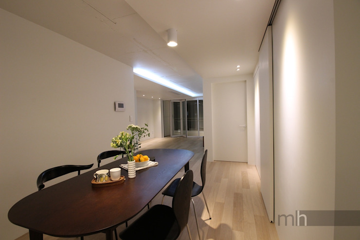 monohus project 단순한 집 minimalhouse 미니멀리스트 미디어 룸