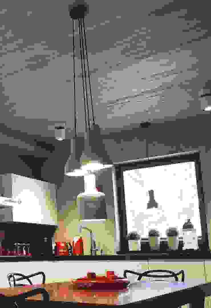 Minimalist kitchen by Studio Stylizacji Wnętrz i Wizerunku Minimalist Concrete