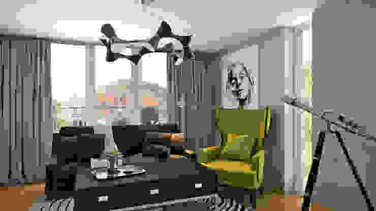 Living Room من Hampstead Design Hub حداثي