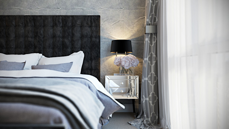Bedroom من Hampstead Design Hub حداثي