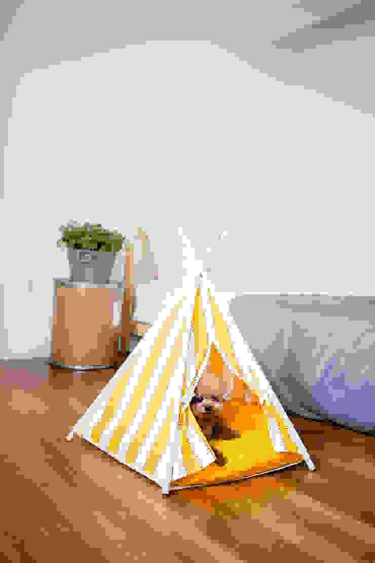 반려동물 가구 Pet Furniture – TEEPEE TENT by HUTS & BAY 모던