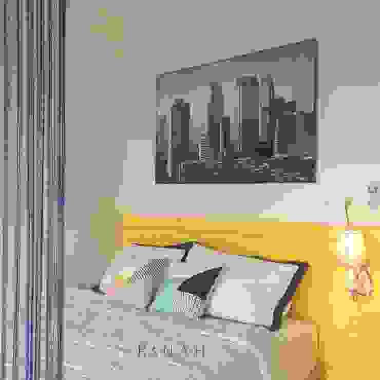 Studio Apartment - Park View Condominium Depok Kamar Tidur Modern Oleh RANAH Modern