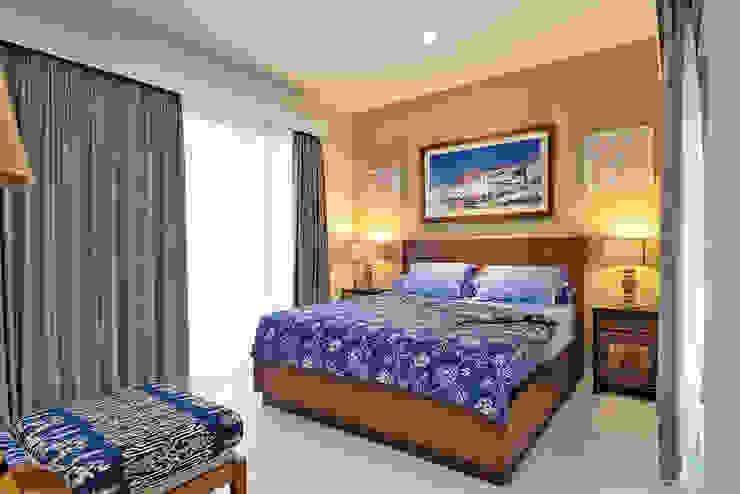 Interior Residential – Lanata 2 Residence Kamar Tidur Gaya Eklektik Oleh RANAH Eklektik