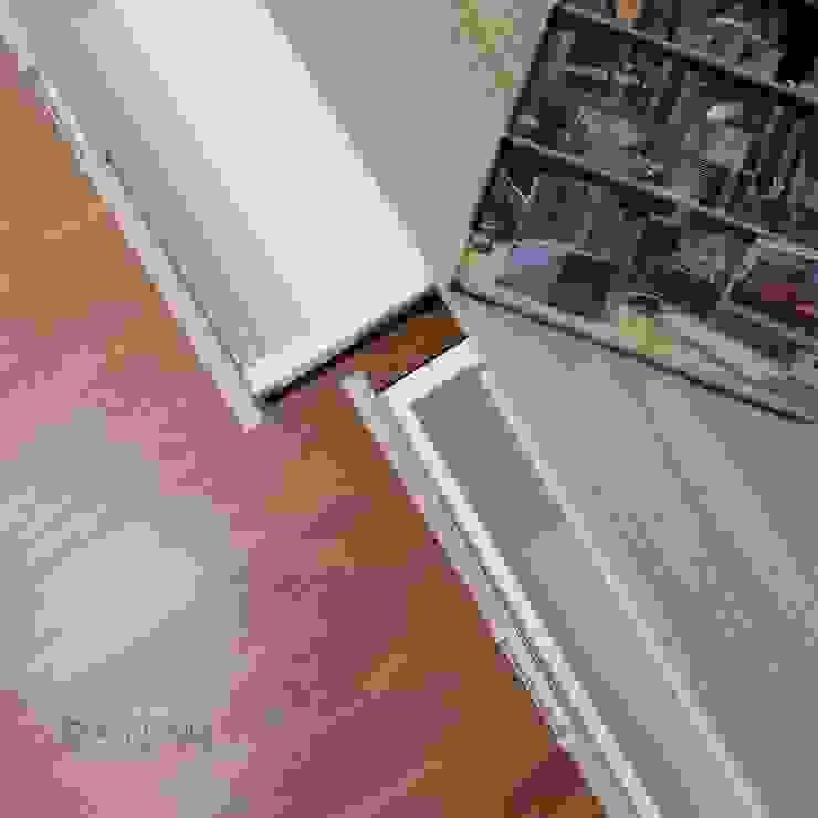 Studio Apartment – Woodland Park Kalibata Ruang Studi/Kantor Minimalis Oleh RANAH Minimalis
