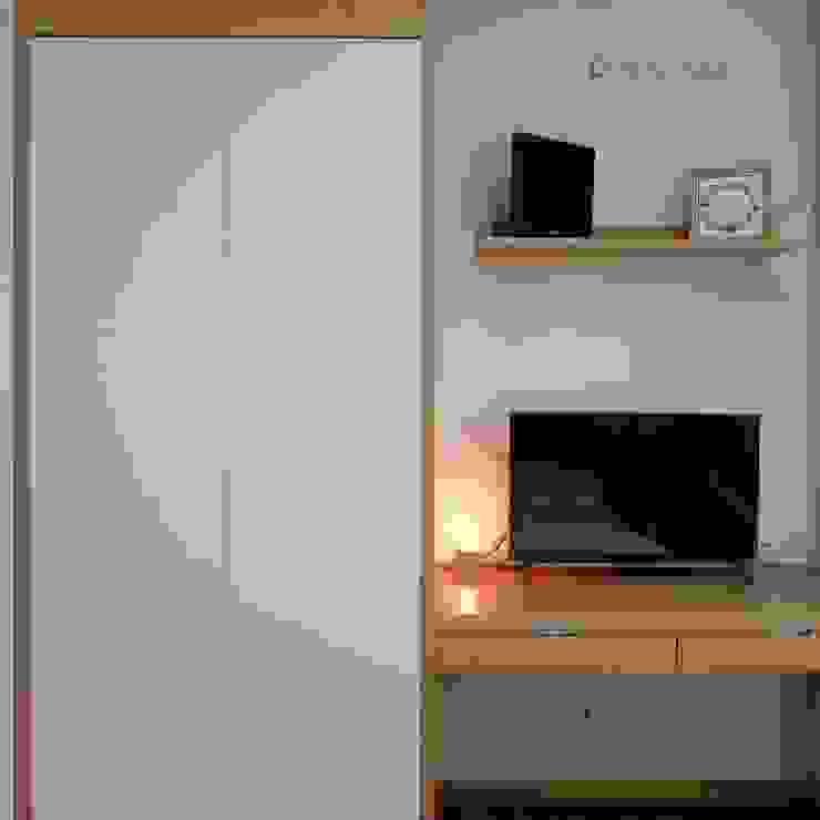 Estudios y despachos de estilo minimalista de RANAH Minimalista