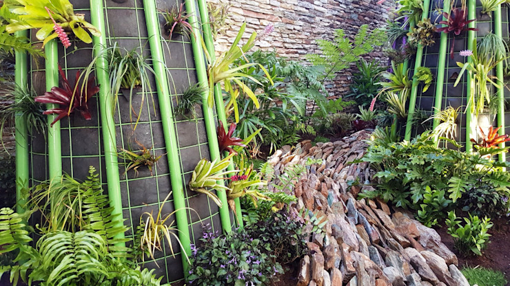 Jardines modernos: Ideas, imágenes y decoración de Gorgeous Gardens Moderno