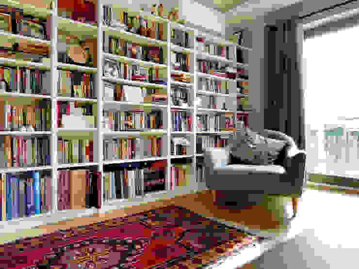 Scandinavian style study/office by MİMPERA Scandinavian Wood Wood effect
