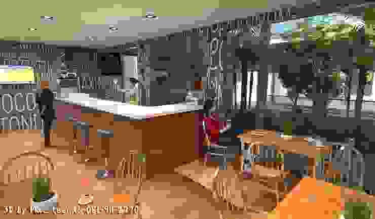 ร้านกาแฟ เล็กๆ.: ผสมผสาน  โดย MaxShop, ผสมผสาน