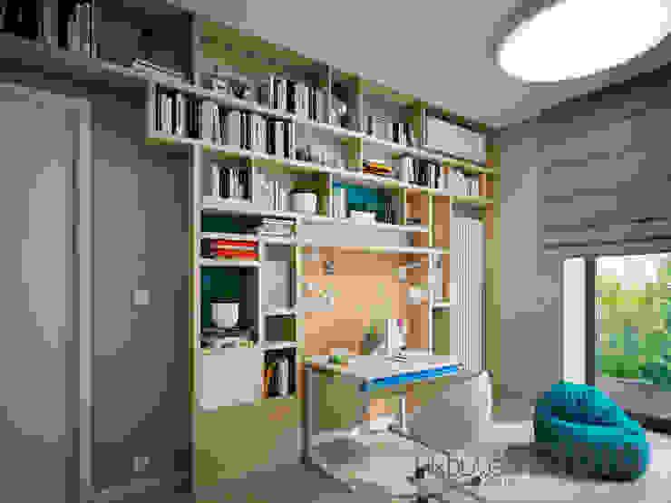 Modern nursery/kids room by MIKOŁAJSKAstudio Modern